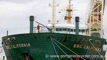 WA scare prompts Indonesia ship crackdown - The Recorder