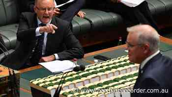 'Very small' virus risk from parliament - The Recorder