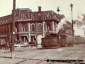 Gone but not forgotten: Arcade is third train depot in Newton - Newton Now