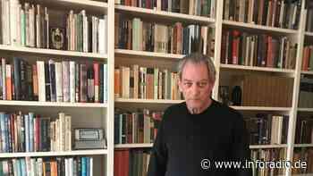 Begegnung mit Paul Auster - Inforadio vom rbb