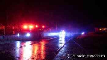 Sortie de route mortelle à Saint-Lambert-de-Lauzon - ICI.Radio-Canada.ca