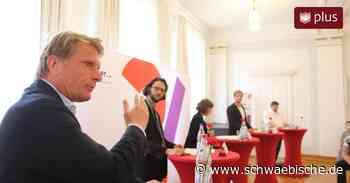 Erstmals treffen in Sigmaringen die Bundestagskandidaten aufeinander - Schwäbische
