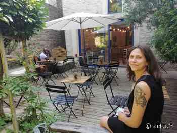 Vannes : des plats maison et une nouvelle terrasse avec La Glaneuse - actu.fr