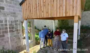 Locmaria-Grand-Champ. Une résidence qui encourage et protège la biodiversité - maville.com