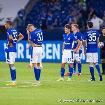 Schalkes schwerer Weg zurück - Antenne Unna
