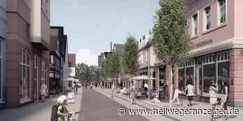 Jetzt soll es schön werden: Endausbau der Fußgängerzone beginnt   Unna - Hellweger Anzeiger
