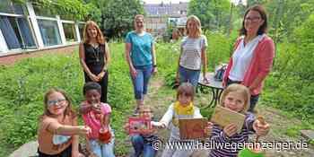 Extra-Zeit zum Lernen mit Camp an die Falkschule in Unna - Hellweger Anzeiger