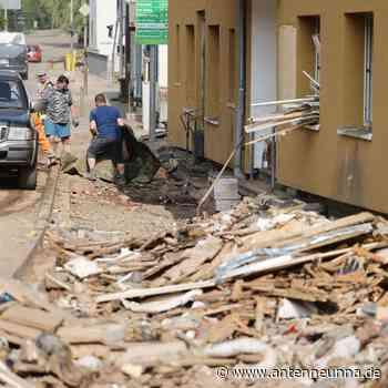 In den Katastrophengebieten droht neuer Starkregen - Antenne Unna