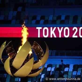 Keine Zuschauer, kein Flair: Olympia beginnt unspektakulär - Antenne Unna