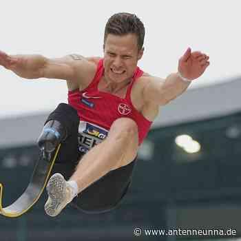 Prothesen-Weitspringer Rehm darf nicht bei Olympia starten - Antenne Unna