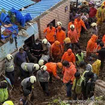 Mehr als 70 Tote nach heftigem Monsunregen in Indien - Antenne Unna