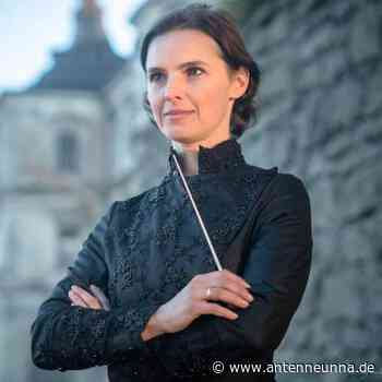 Oksana Lyniv ist die erste Frau am Bayreuther Pult - Antenne Unna