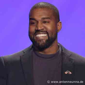 Kanye West stellt sein neues Album vor - Antenne Unna