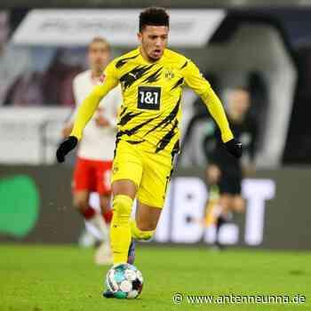 Wechsel von BVB-Angreifer Sancho zu Man United perfekt - Antenne Unna