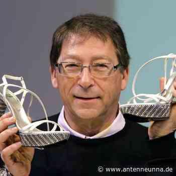 «Schuhe sind meine Goldmedaillen»: Stuart Weitzman wird 80 - Antenne Unna