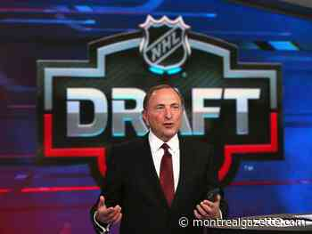 Canadiens select Logan Mailloux with first-round pick at NHL Draft