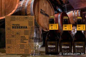 Blondine lança sua Linha Reserva de cervejas maturadas em madeira brasileira - Catalisi