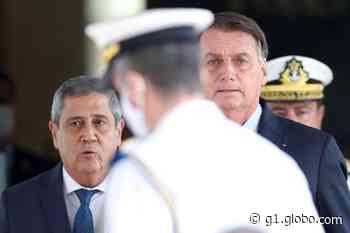 Para generais da reserva, Braga Netto erra ao entrar em tema político da pauta ideológica de Bolsonaro - G1