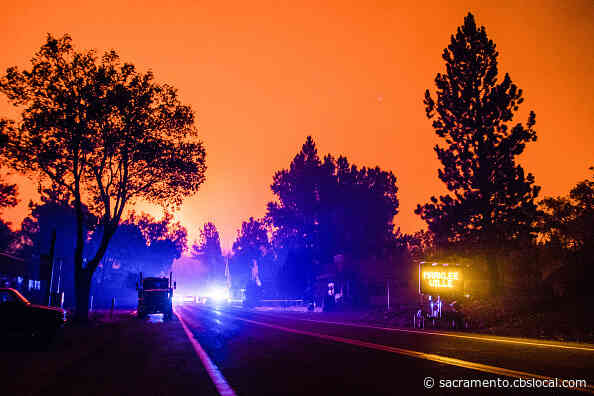 Tamarack Fire Grows To 59,112 Acres; 4% Contained