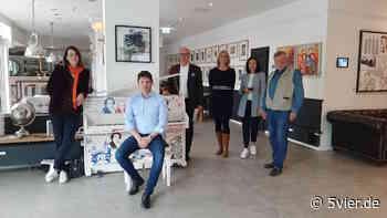 Trierer Kulturaktie: Kunstausstellung im Fourside Plaza Hotel Trier - 5vier