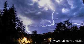 Wettervorhersage für die Region Trier: Neue Unwetter - Trierischer Volksfreund