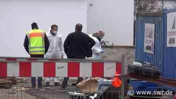 Landgericht Trier verhandelt Mord an obdachloser Frau - SWR