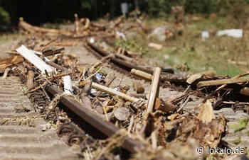 Eifelstrecke nach Trier stark betroffen: Fachleute der Bahn erfassen nach und nach Schäden - lokalo.de