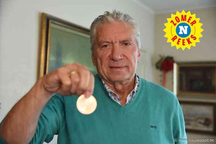 """Dirk (65) denkt met plezier terug aan Montréal 1976: """"Ik sloot er vriendschap voor het leven""""<BR />"""
