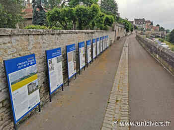 Exposition « L'enceinte urbaine de Langres du IIIe au XXe siècle » Chemin de ronde Est vendredi 17 septembre 2021 - Unidivers