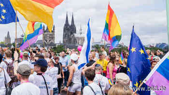 """Köln macht sich bereit: """"Cologne Pride"""" als große Demo geplant - BILD"""