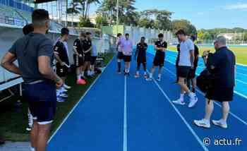 Handball. Proligue : la JS Cherbourg reprend le chemin de l'entraînement - actu.fr