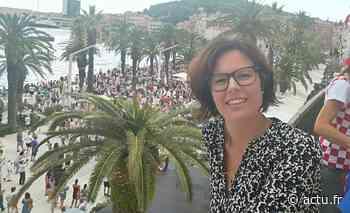 Cherbourg : docteure en histoire, son premier livre vient d'être publié au CNRS - actu.fr