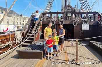 Visite d'un navire espagnol du XVIIe siècle - Tendance Ouest