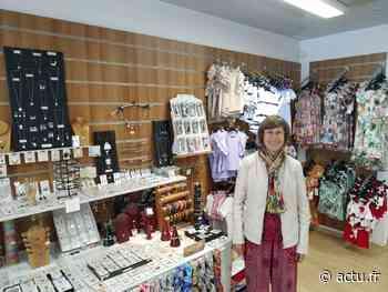 Ancienne commerçante à Cherbourg, Annick ouvre une boutique pour l'été dans le Cotentin - La Presse de la Manche