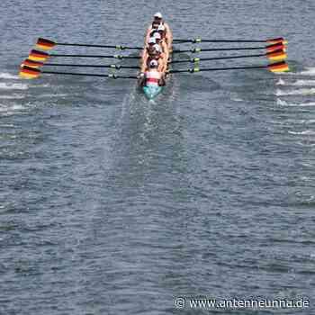DRV-Boote überzeugen bei Olympia - Achter im Finale - Antenne Unna