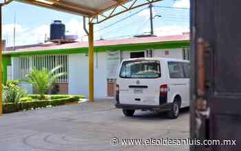 En resguardo el 30% de los pacientes del UBR en Soledad - El Sol de San Luis