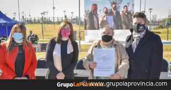 """""""Merlo está siendo testigo del programa de obras más trascendental y gigantesco de la historia"""" - Grupo La Provincia"""