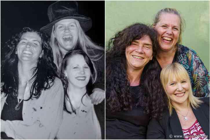 """""""Deze drie zijn heel speciaal"""": hoe 'de meiskes van Gent' levenslange vriendinnen werden door hun passie voor De Kreuners"""