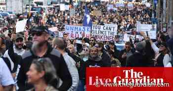 Covid Australia live news update: NSW reports 163 new cases, Victoria 12 and SA one amid anti-lockdown protests - The Guardian Australia
