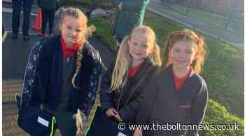 Pupils lead the way in raising £10,000 to fix school's leaking roof