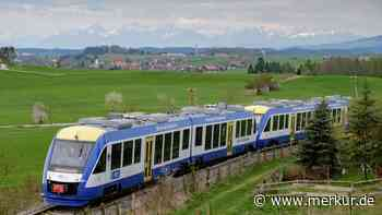 Die Fuchstalbahn nimmt wieder Fahrt auf - Merkur Online