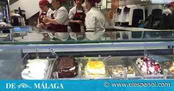 Inma, la heladería más famosa de Málaga, cierra por cuarentena - El Español