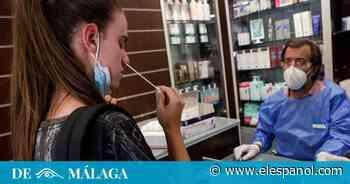 Las farmacias de Málaga, desbordadas ante la petición de tests de antígenos - El Español