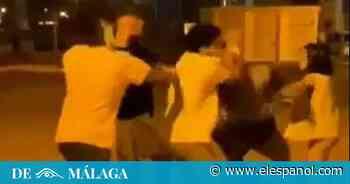 Batalla campal en un local de copas en Málaga: un joven, inconsciente de una pedrada - El Español