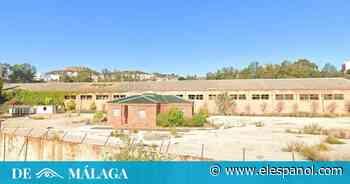 La fábrica de ladrillos de Málaga sobre la que nacerá un nuevo centro comercial - El Español
