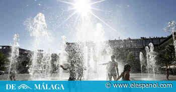 Málaga, entre las provincias españolas donde más aumentan las olas de calor - El Español
