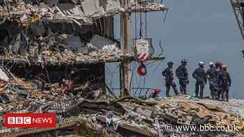 Surfside tower collapse: Search for bodies concludes