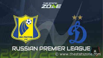 Rostov vs Dinamo Moscow Preview & Prediction - The Stats Zone