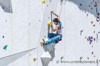 Paraclimbing, l'atleta perugino Omar Al-Khatib sesto in Coppa del Mondo - Umbriadomani