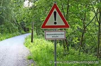 Mountainbiken in Ilmenau - Konzept für den Lindenberg passiert den KuS - inSüdthüringen